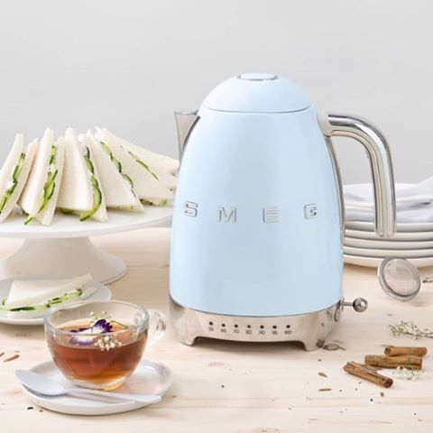 smeg electric variable kettle
