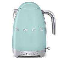 smeg green kettle