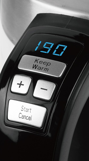 brevo kettle temperature controls