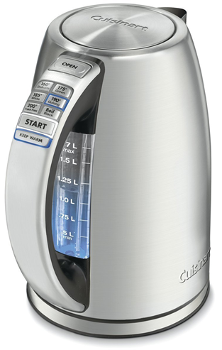 cuisinart cpk17 temperature controlled kettle