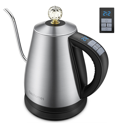 elechomes gooseneck temperature kettle