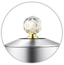 elechomes kettle crystal knob