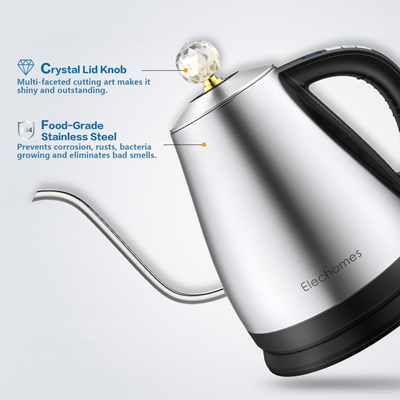 elechomes variable kettle with knob