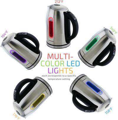 ovente ks88s led lights