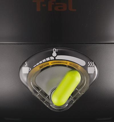 T-fal kettle temperature settings
