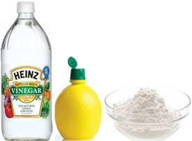 lemon-vinegar-citric acid