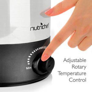 nutrichef temperature control