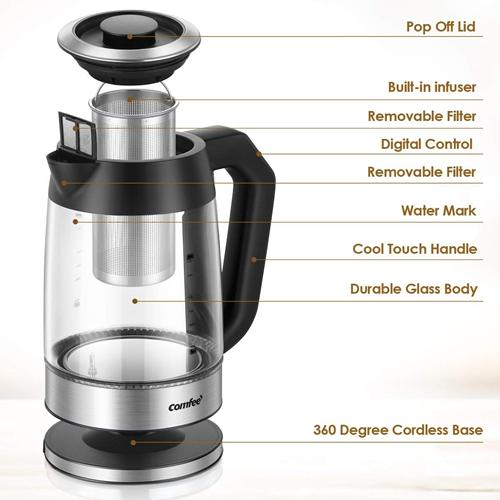 comfee kettle explained