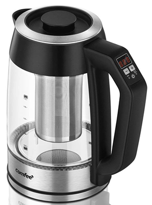 comfee temperature controlled kettle