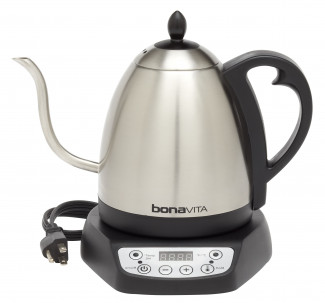 bonavita gooseneck variable temperature kettle