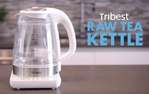 tribest raw tea variable temperature control kettle