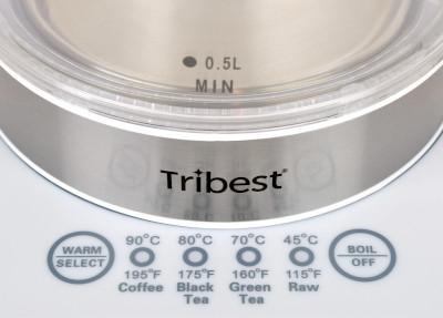 Tribest temperature control panel